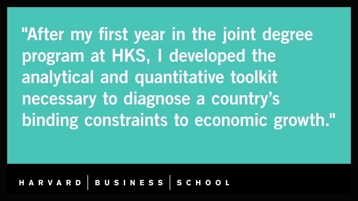 Through our joint degree program with @Kennedy_School, Nanako Yano hopes to add value in Africa's private sector development: https://t.co/3eMmGVGVqw