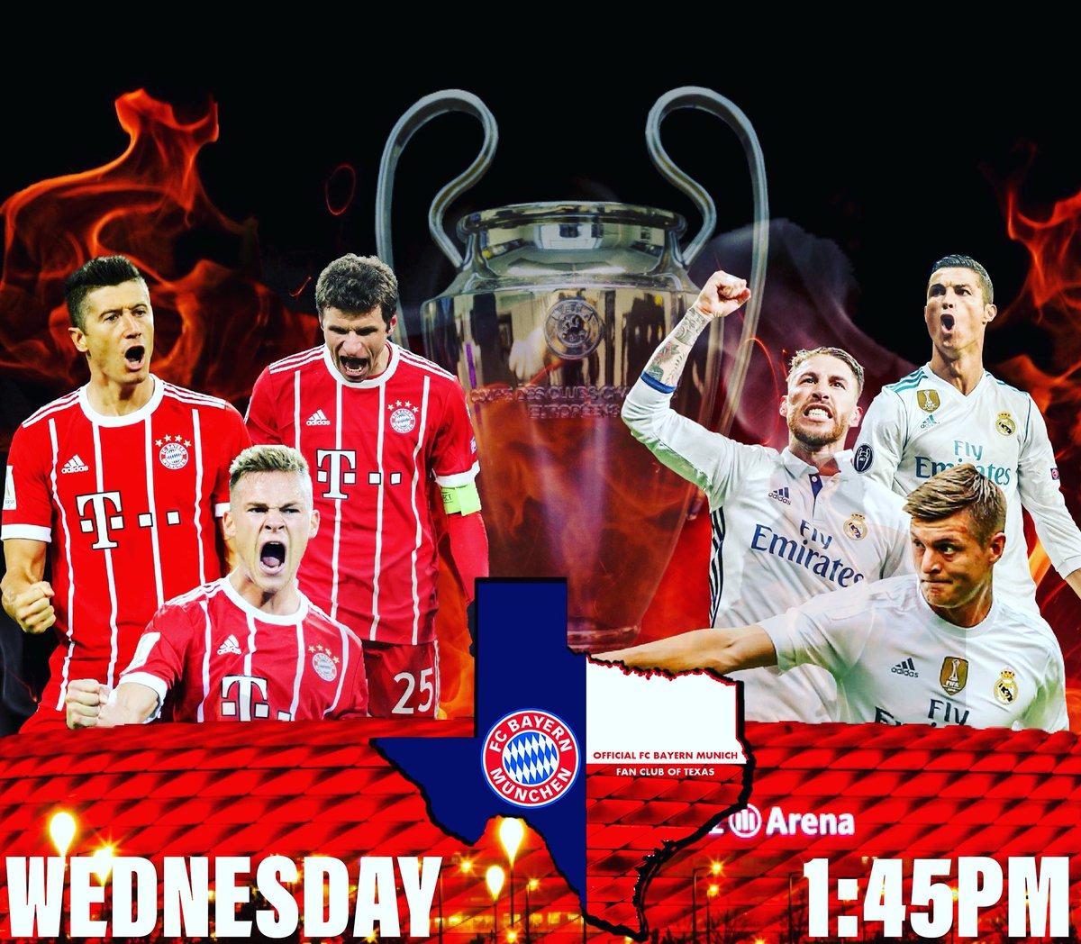 Tickets Bayern Real