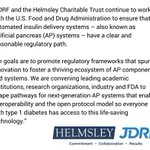 Image for the Tweet beginning: Together with @HelmsleyTrust, we're working