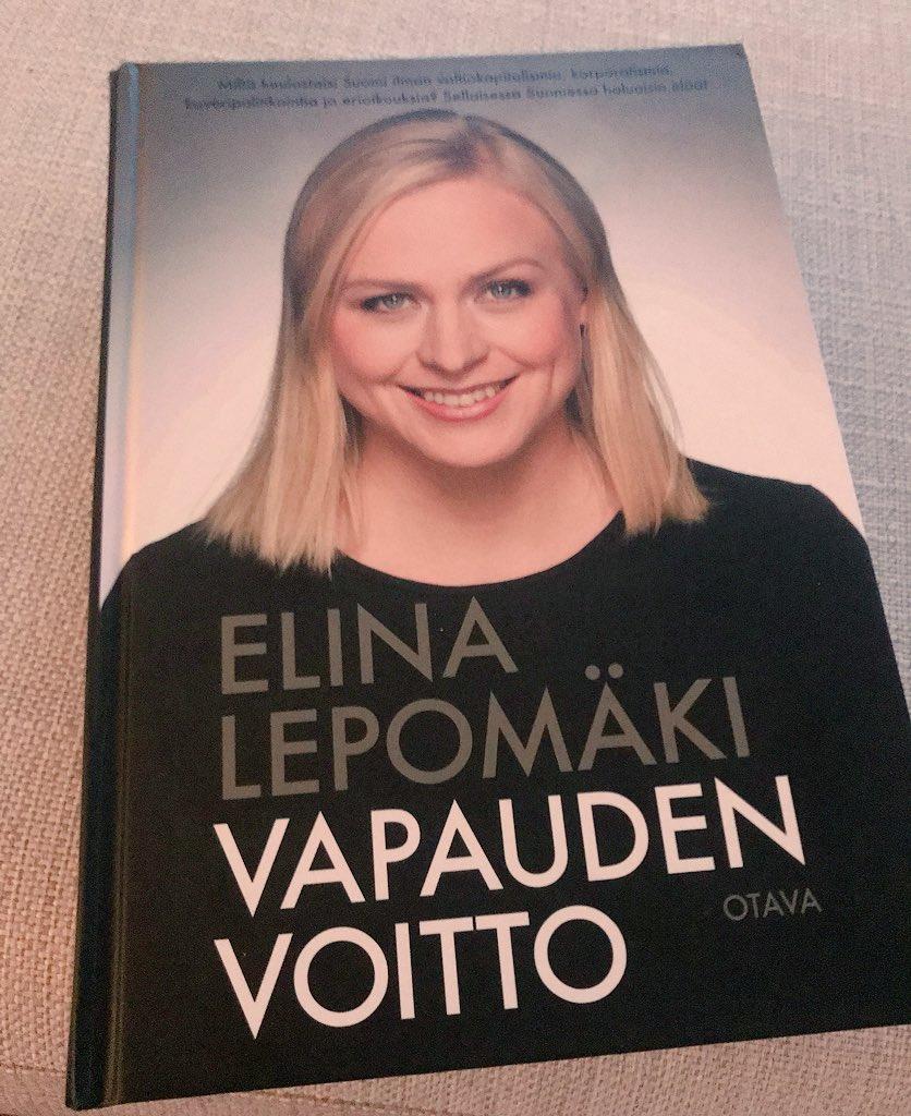 Twitter-kuva käyttäjältä Mia Nygård