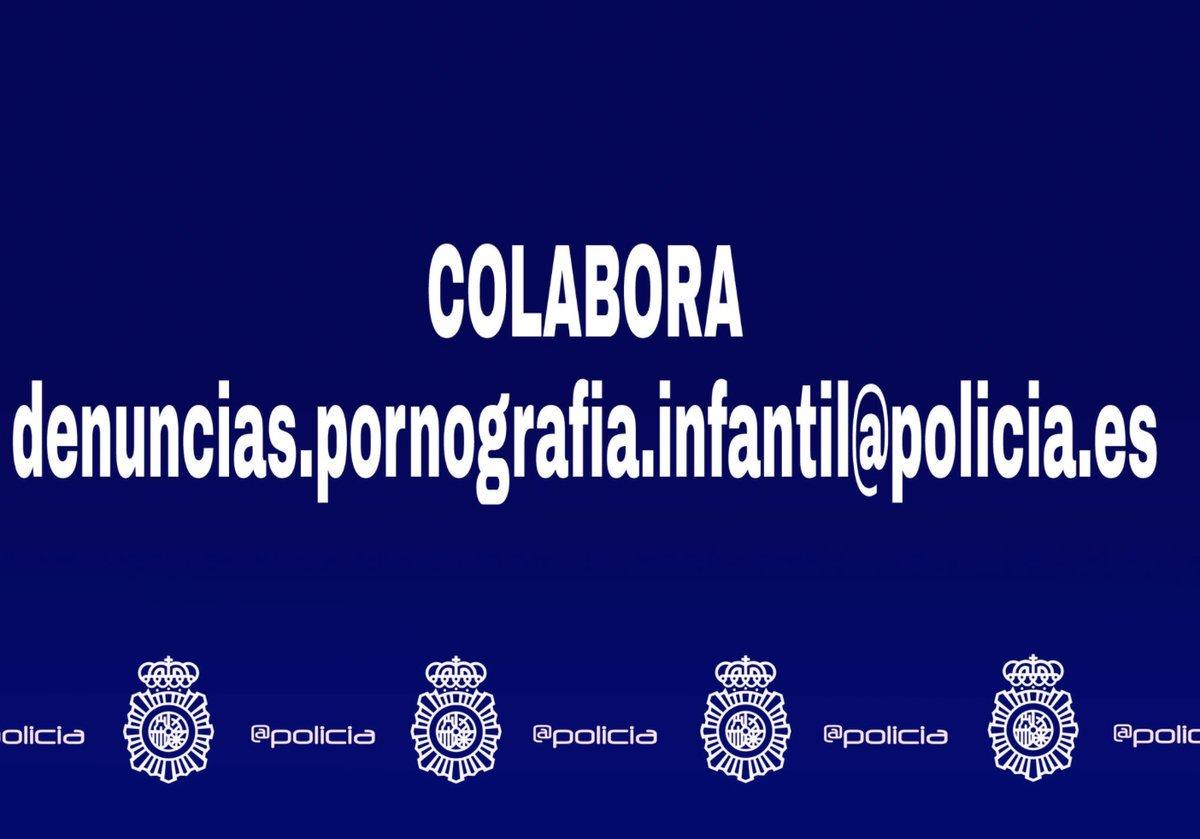 NO compartas #pornografía infantil NO compartas  infantil NO compartas  infantil, NI para denunciarlo.  Reporta a la plataforma y envía 📩  la info a nuestros agentes: