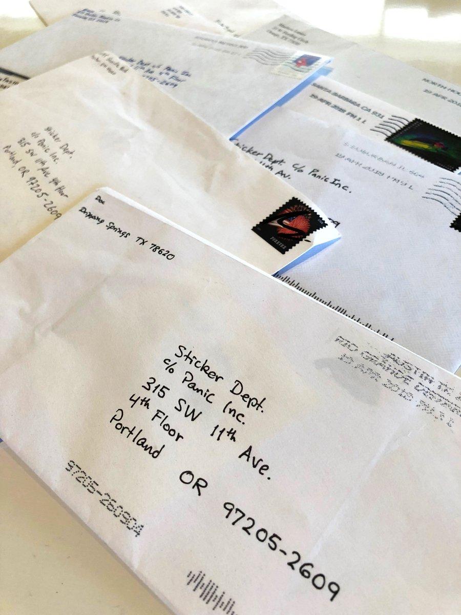Mail Panic