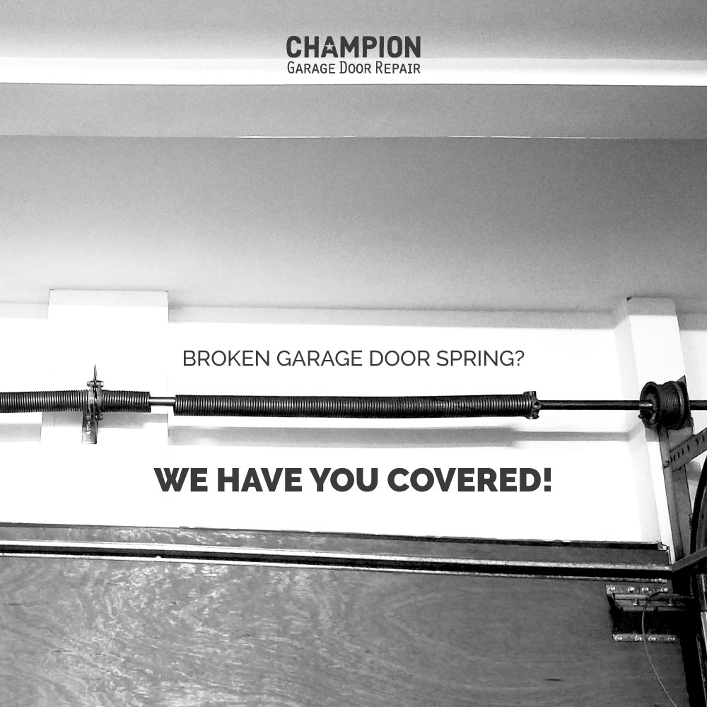 How To Repair A Garage Door Cable Alpha Channel Z