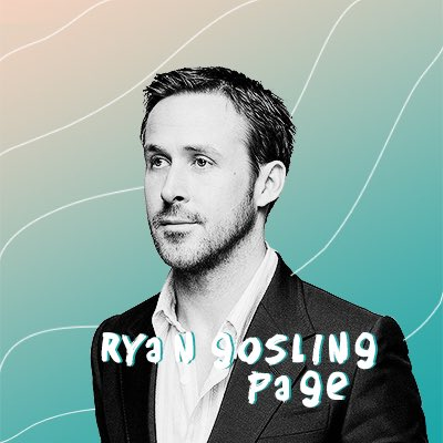 #New twitter set for @PageGosling ... Thanx @Headers_Online ❤️ Hope You'll like it #RyanGosling
