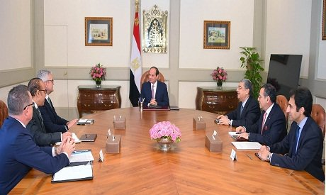 #Egypt's Sisi discusses energy sector cooperation with ABB, EU official  https://t.co/ShmVPGLltD