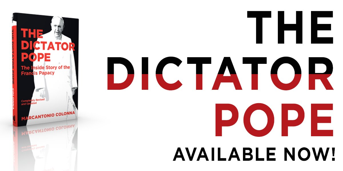 the dictator pope the inside story of the francis papacy
