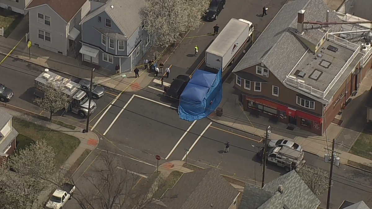 Steven Bognar On Twitter Breaking Young Boy On Bike Hit And Killed By A Box Truck In Garfield Nj Nbc4ny Https T Co 9t0m9eafea