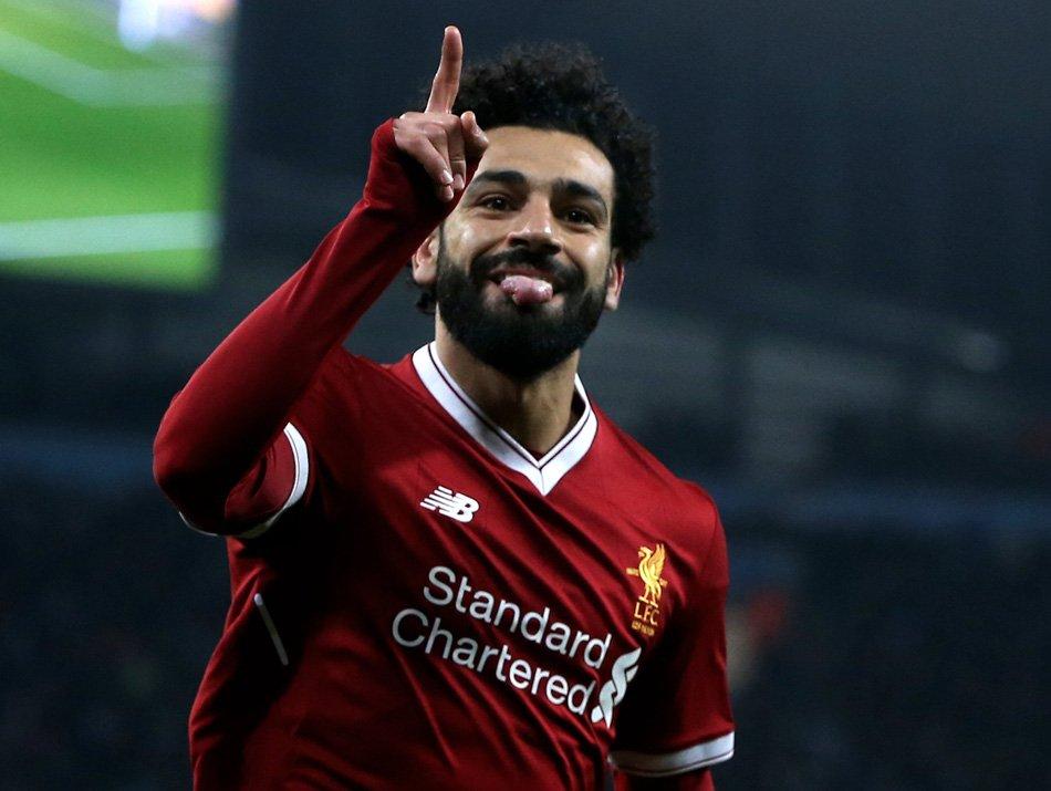 Dos destaques da Champions, quem merece mais a Bola de Ouro?   🔁 Salah ❤ Cristiano Ronaldo
