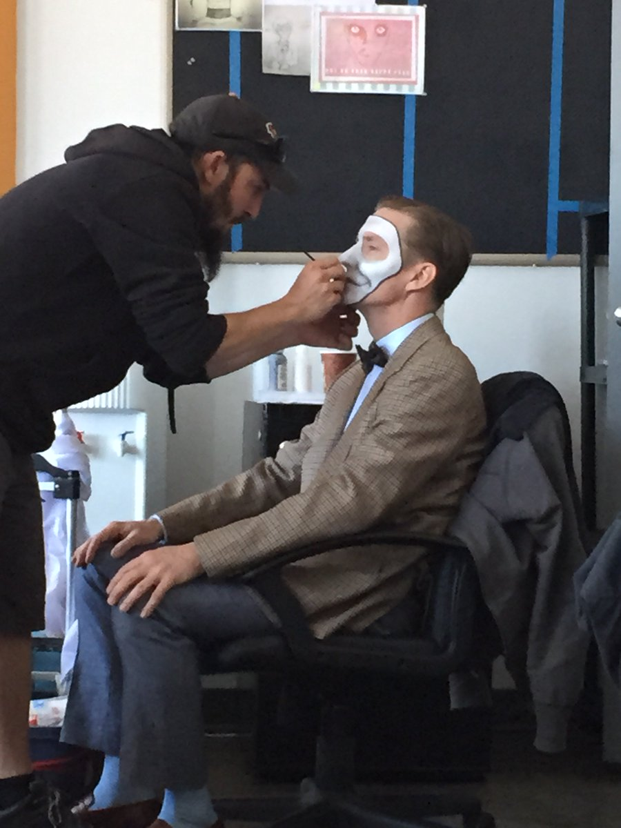 """Compulsion Games on Twitter: """"We had a professional makeup artist for Uncle Jack!… """""""