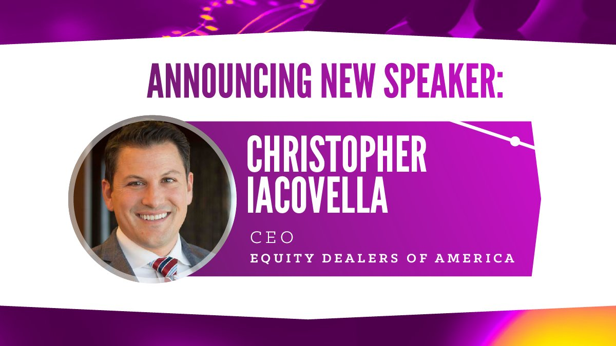 test Twitter Media - .@USChamberCCMC is pleased to announce Christopher Iacovella, CEO of @EquityDealers will join the Improving Regulations to Help More Companies Go and Stay Public panel @ 12th Annual Summit: Financing the Future of American Business Register now https://t.co/NYFhHhame6 https://t.co/OOVm1QbysG