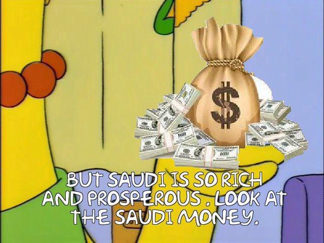 Image result for WWE Saudi Arabia meme