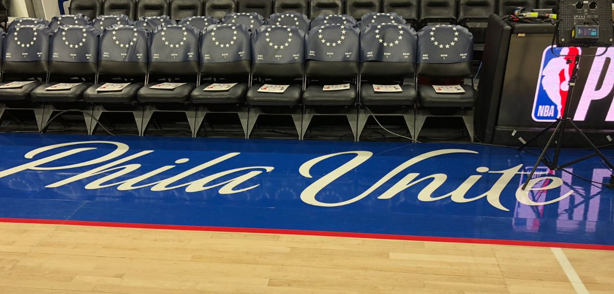 As the #Sixers look to close this series out tonight in South Philly, @BobCooney76 and I will get you ready for Game 5 live from The Center 6-8p on @975TheFanatic.  Cure Insurance Club will be our broadcasting location tonight... please stop by! #PhilaUnite