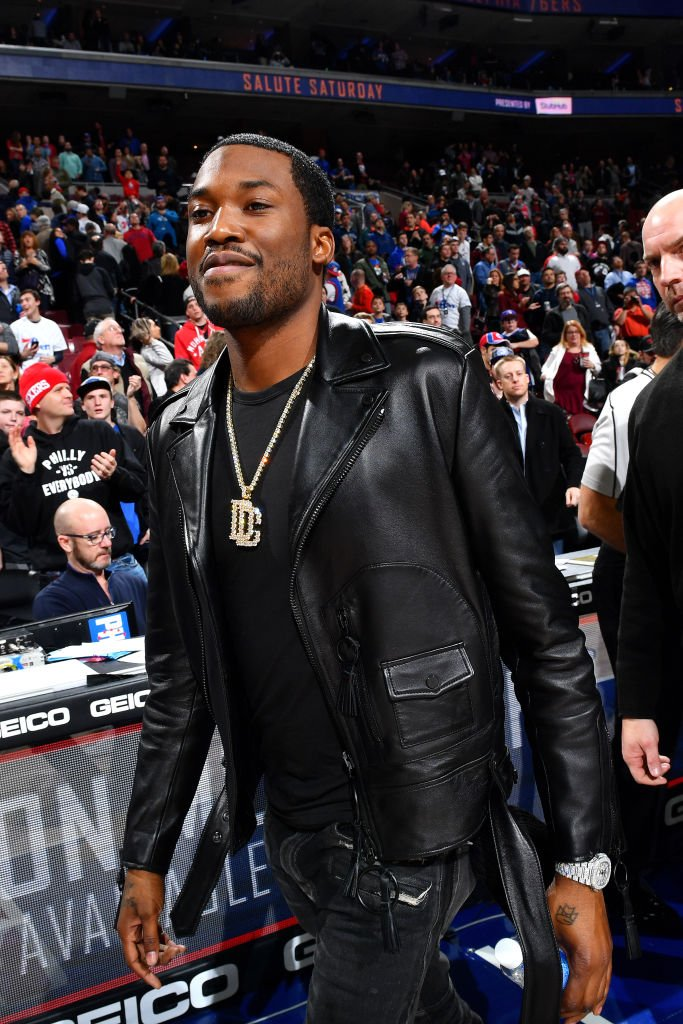 Sixers co-owner announces Meek Mill is free