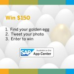 #SAPAppCenter Golden Egg Contest clue: Look for an app that works wonders for #orgTransformation. 😉https://t.co/4pI0mBYcPv