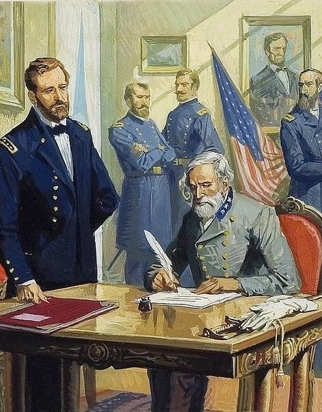 Sorry I missed Confederate Memorial Day, anyway here is the only important moment of Confederate history