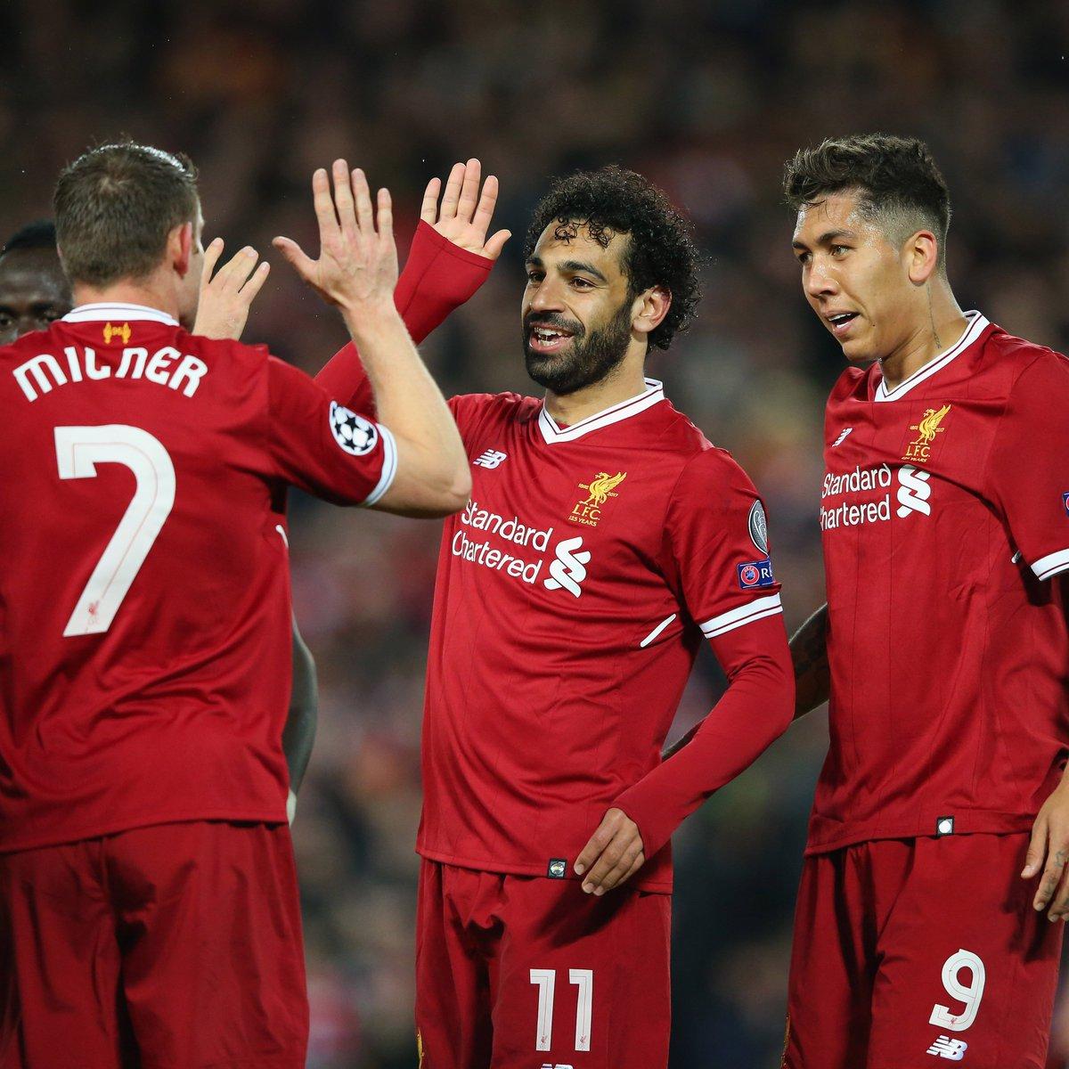 شاهد | صلاح يقود ليفربول لفوز كاسح ضد روما بخماسية لهدفين