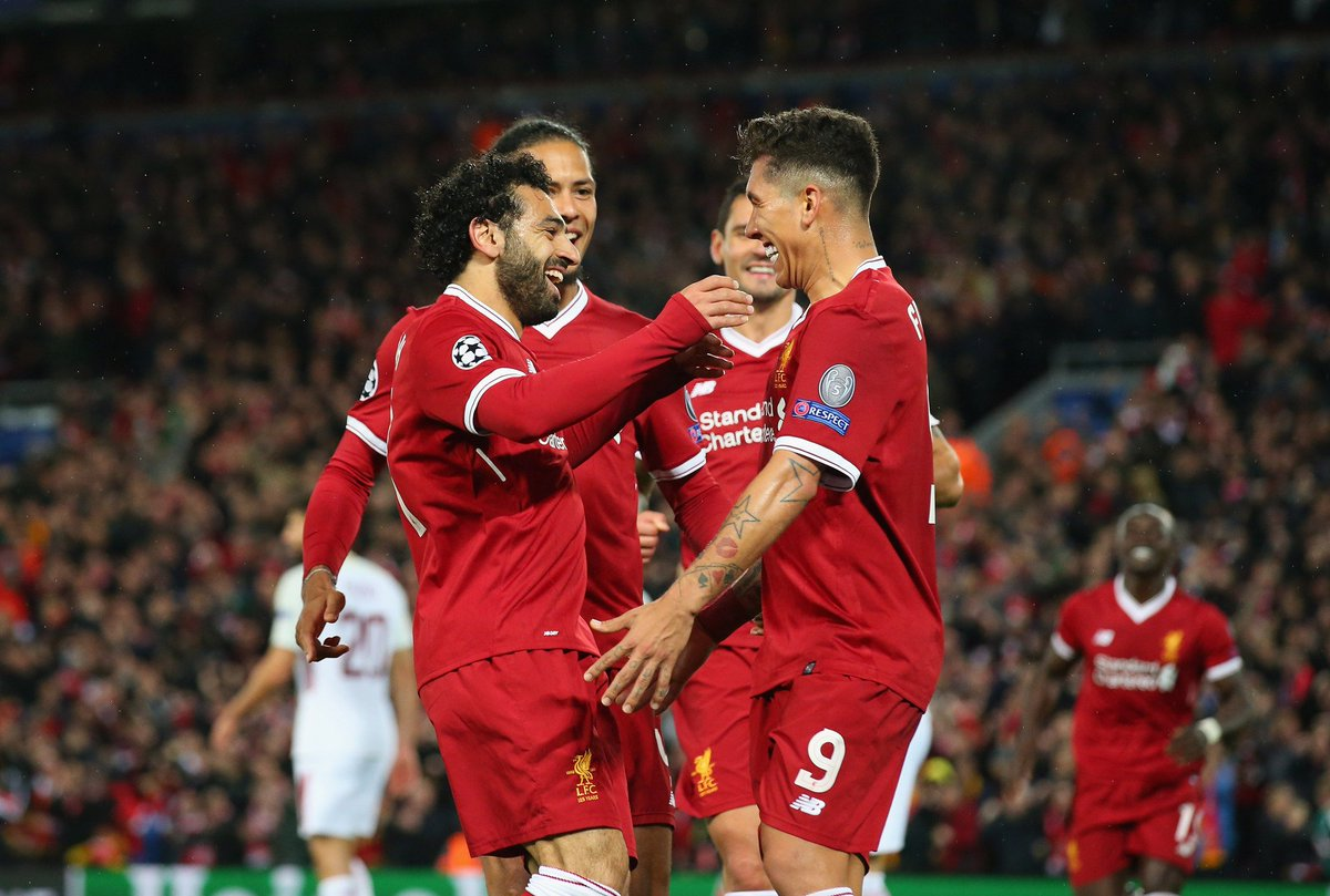 ¡Final! Liverpool 5-2 Roma https://t.co/twPDByLGGr #Champions #UCL