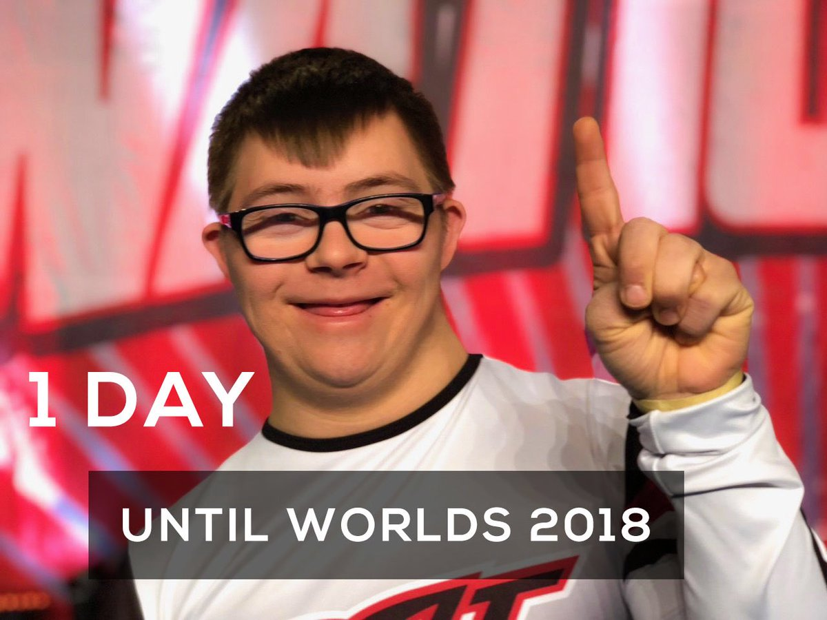 ICU WORLDS STARTS TOMORROW. Just one day until this crazy, amazing and exciting whirlwind of a weekend takes place ♥️ #Worlds2018 #CheerDistrict @pctcobras
