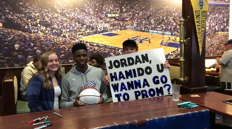 Great First Night of the #H3Tour!! Cant Wait To See #BBN On Wednesday @6pm @ALLSPORTSLEX ( BTW She Said Yes!!)