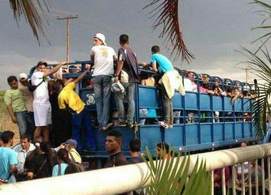 Venezuela, Crisis economica - Página 36 DblBgRgUQAAU8vG