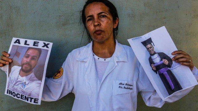 Técnico em radiologia preso acusado de envolvimento com milícia mora em área dominada pelo tráfico: 'Ele está sendo acusado injustamente', lamenta irmã. https://t.co/avdNNXlpBt