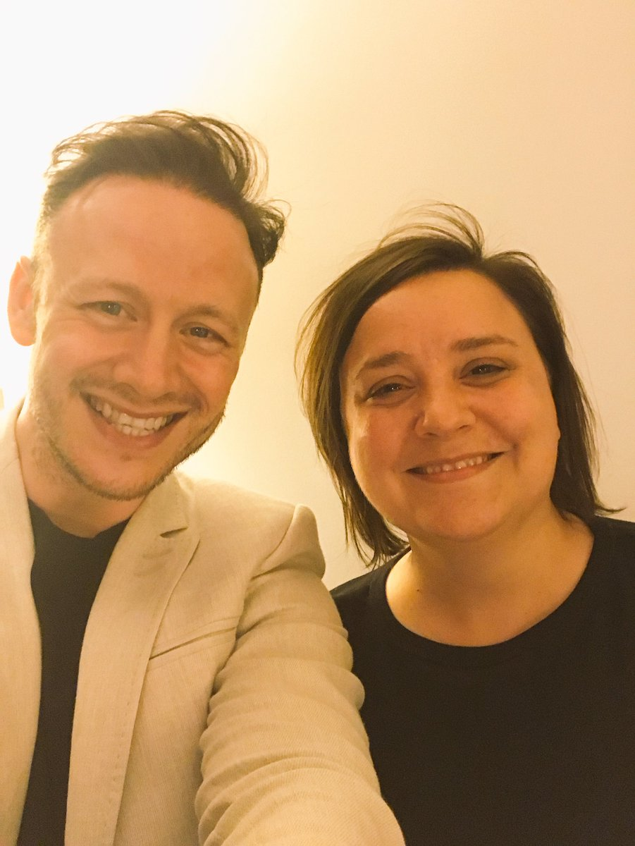 I had a handsome man in my hotel room tonight. My love for @keviclifton still burns brightly. The best dance boyfriend a girl could  ever have.