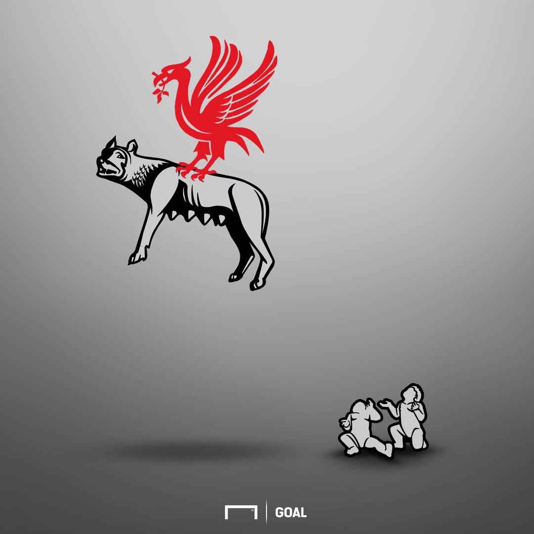 🏴 Liverpool 5-2 Roma 🇮🇹