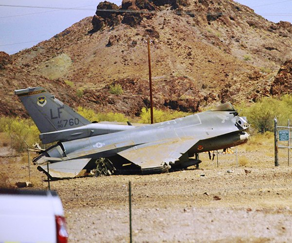 💥 📰 Lake Havasu Crash: F-16 Pilot Ejects, Is in Good Condition   https://t.co/cfM2CbhQj5 #Congress