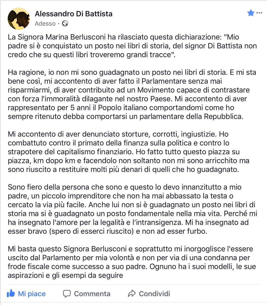 #Napolitano #dimartedi #ottoemezzo Rispo...