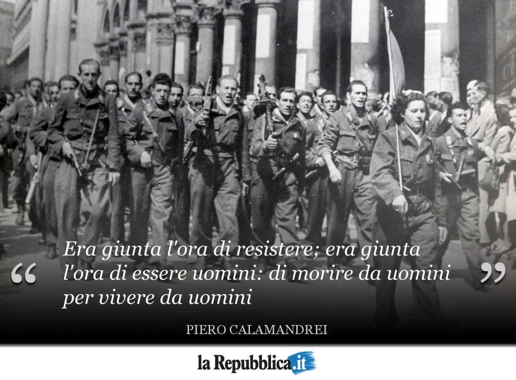 73 anni fa l'#Italia veniva liberata dal nazifascismo: buon #25aprile a tutti #AccaddeOggi