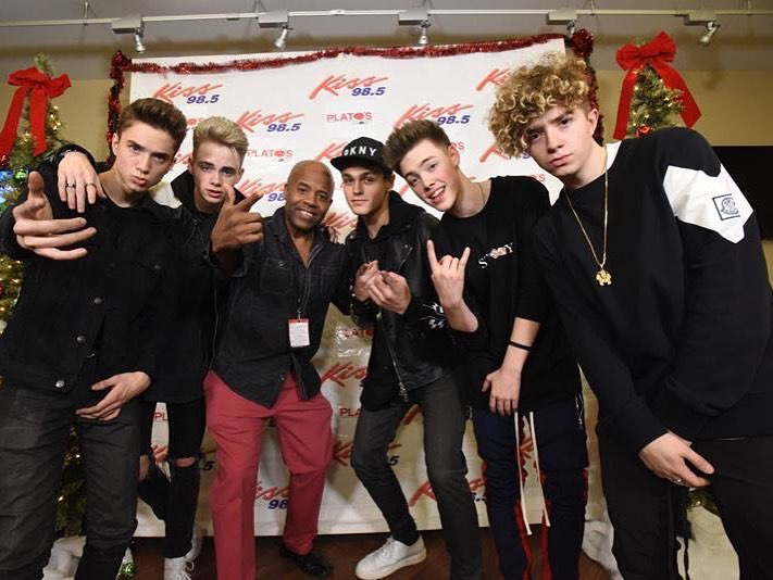 So if we sent you BACKSTAGE to MEET @whydontwemusic at #KTSH18 which one of your friends would you take?  @CanalsideBflo @anthonykissdj