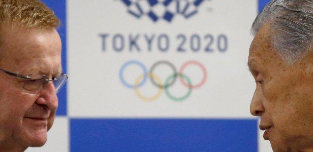 Cobrou organização do evento   COI mostra preocupação com preparativos para Tóquio-2020 https://t.co/ptnQJ28f1q