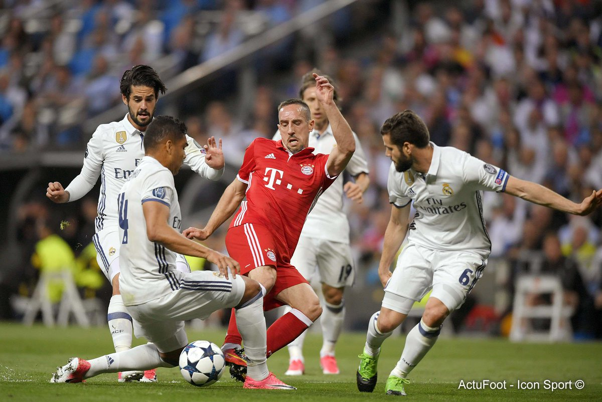 🕘 20h45 : 🏆 Demi-finale de @ChampionsLeague :  Bayern Munich - Real Madrid 📺 beIN 1️⃣