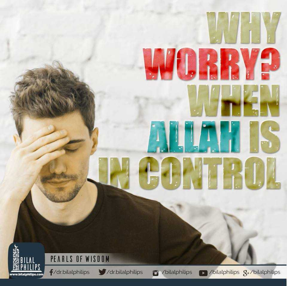 Do you feel that if you worry, the problem will solve? Of course not! Rather, make dua and get closer to #Allah! #Dua #Faith #Life <br>http://pic.twitter.com/cY8tANGimO