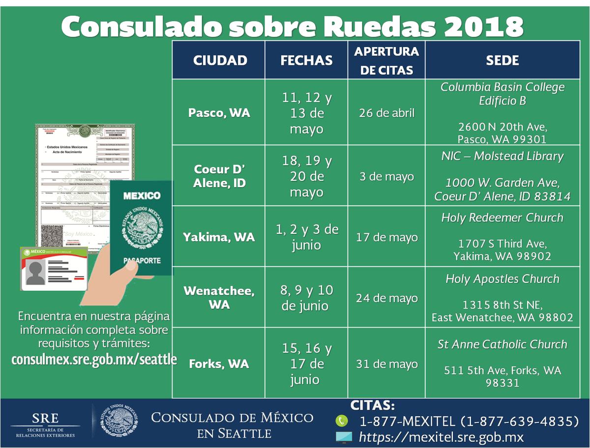 ConsulMex Seattle on Twitter: