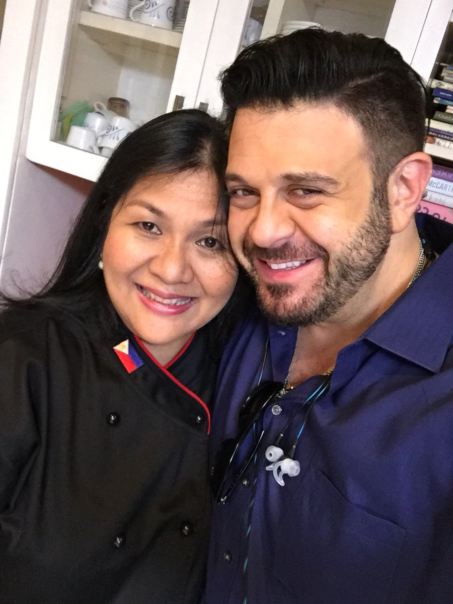 TWO HOURS BEFORE #SecretEatsWithAdamRichman brings you some of the boldest flavors of the season!!! #Manila Philippenes &  Cal#SanFranciscoifornia  Amazing Secret burgers, Epic off-menu fried rice, incredible roast pork & the coolest way to prepare garlic Ive ever seen!