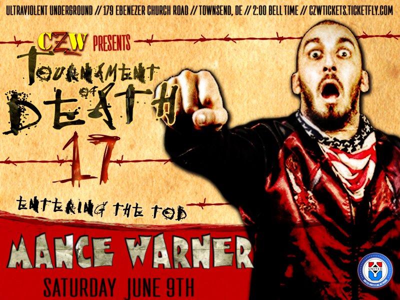 Wrestle World - Combat Zone Wrestling returns to Townsend, DE on