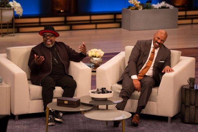 I want to wish happy birthday to one of my best friends and one of the Original Kings of Comedy @CedEntertainer I love you man