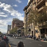 Image for the Tweet beginning: LIVE: #Adelaide's Anzac Day march
