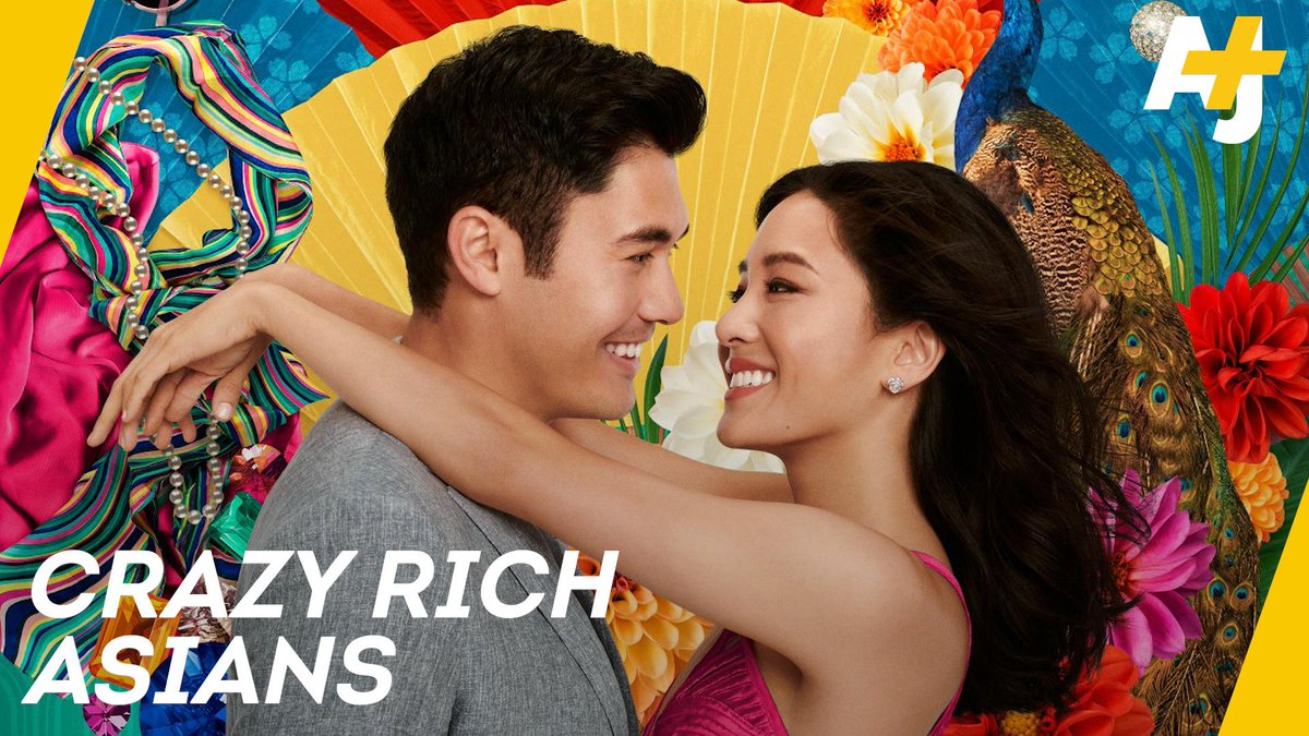 Crazy Rich Asians is nominated for best comedy or musical at the 2019 #GoldenGlobes. But it took Hollywood 25 years to make a movie with an all-Asian cast.