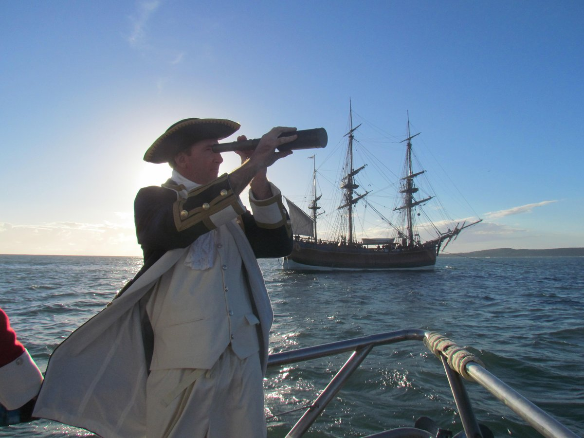 25 - 27 May 2018 | Calling all history lovers! Commemorate the landing of Captain Cook at this year's Captain Cook 1770 Festival in @gladstoneregion!Experience the street parade, re-enactments, live music, 🎆 and more 👉 https://t.co/gSD9THDVPZ #thsisqueensland