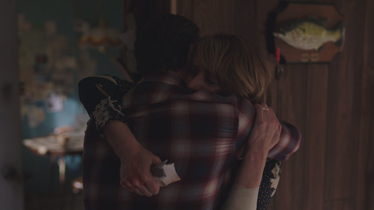 On this Wednesday's #Riverdale, no more secrets, no more lies, just #falice holding on for dear life.