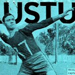 Image for the Tweet beginning: Austus: the wartime football that