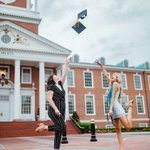 The #HPUGrad2018 🎓stage goes up soon! So, if you want to take graduation photos in front of Roberts Hall, be sure to do it by no later than Tuesday, May 1st! #HPUGrad2018 #HPUFamily #HPUTraditions #HPU365  📷: Sarah Bishop