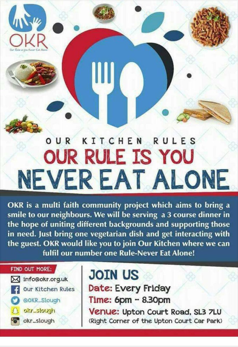 Our kitchen rules (@OKR_Slough) | Twitter