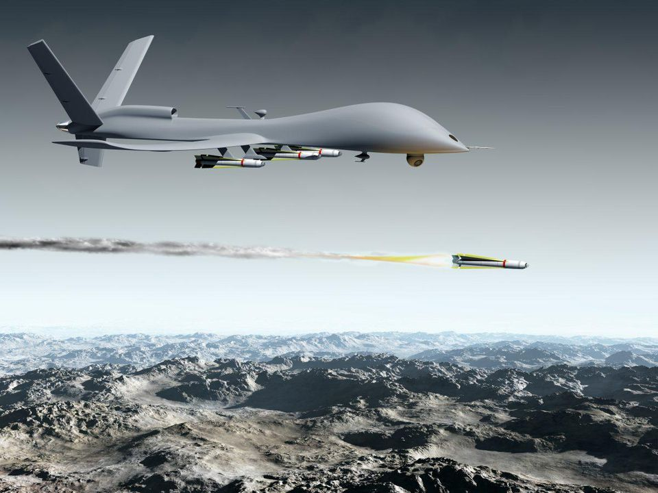 Weaponized #AI: The scary future of #warfare with #ArtificialIntelligence    https://www. forbes.com/sites/bernardm arr/2018/04/23/weaponizing-artificial-intelligence-the-scary-prospect-of-ai-enabled-terrorism/#591b404d77b6 &nbsp; …   @BernardMarr @forbes #military #ML #MachineLearning @evankirstel @alvinfoo @andi_staub @helene_wpli @psb_dc @TopCyberNews @USArmy @IainLJBrown<br>http://pic.twitter.com/IWehi6v7G1