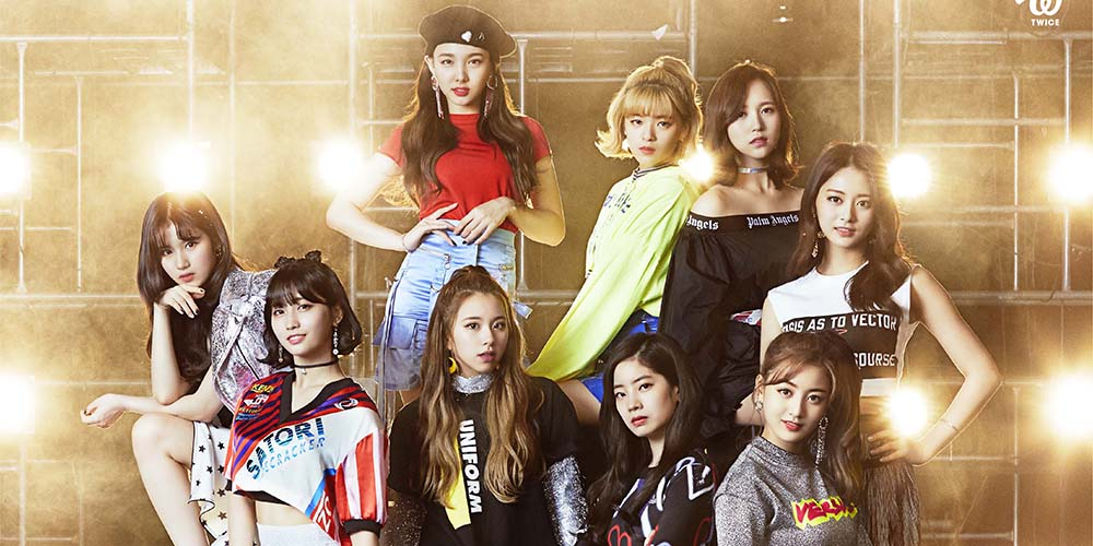 TWICE's (.@JYPETWICE) 3rd Japanese single 'Wake Me Up' tops Japan's LINE MUSIC chart  https://t.co/qph60oXHy7