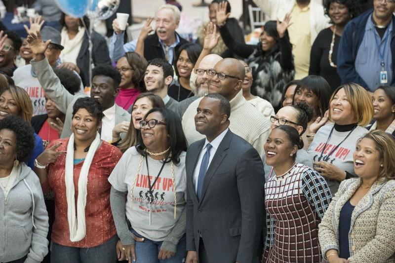 Atlanta's ex-mayor Kasim Reed doles out $500k in bonuses, gifts on way out https://t.co/2nIiKLbNxA