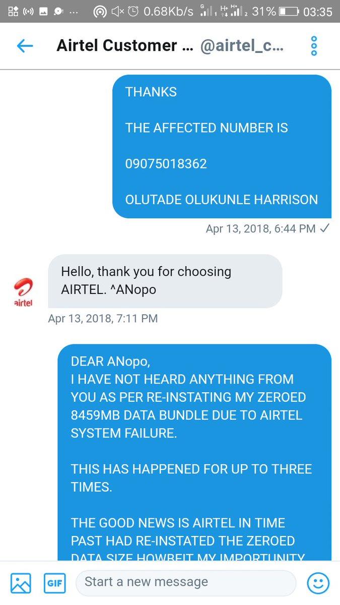 Airtel Nigeria on Twitter: