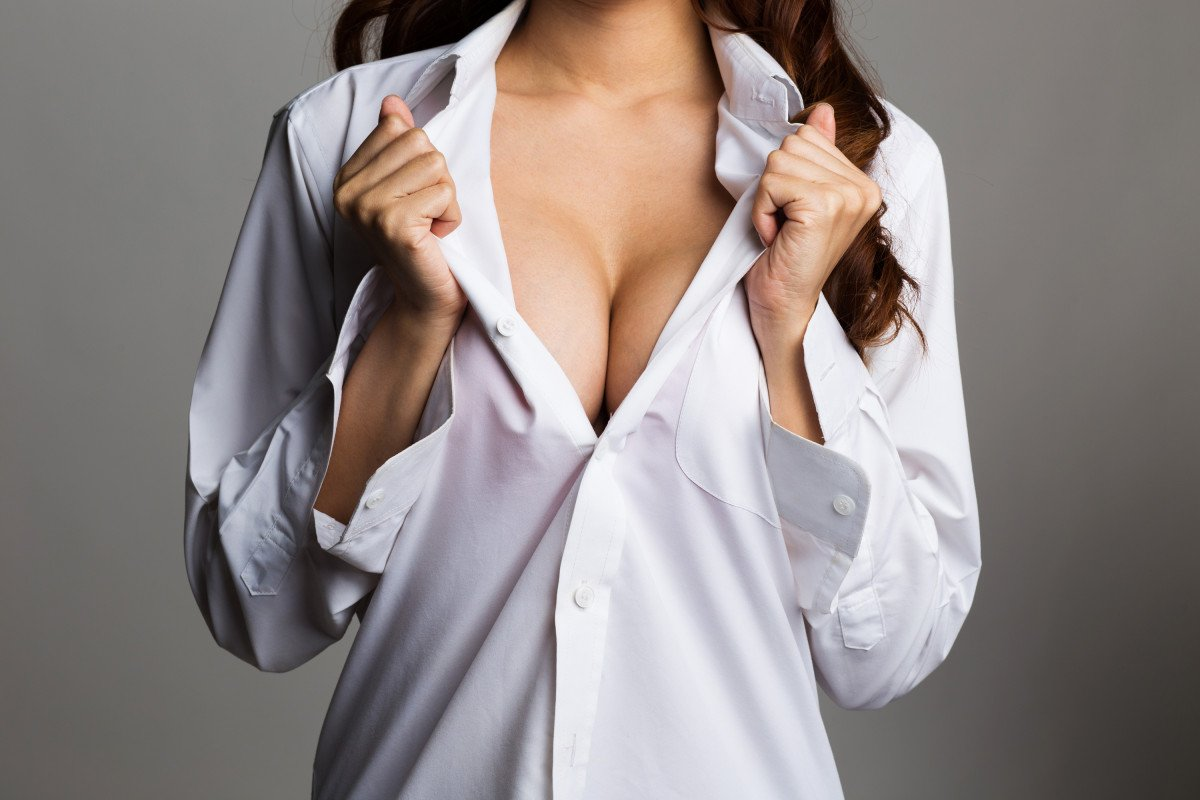 Staring at boobs is just one of six easy ways men can live longer https://t.co/CpVekvkIKC